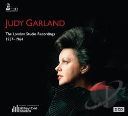 Garland, Judy - London Studio Recordings, 1957-1964 CD Cover Art