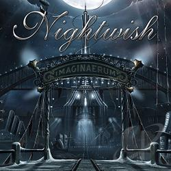 Nightwish - Imaginaerum CD Cover Art