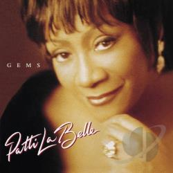 LaBelle, Patti - Gems CD Cover Art