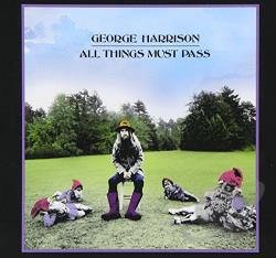 Harrison, George - All Things Must Pass CD Cover Art