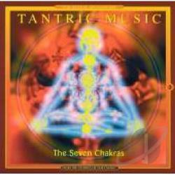 Tantric Music - 7 Chakras CD Cover Art