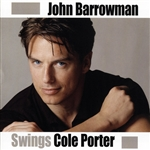 Barrowman, John - Swings Cole Porter CD Cover Art