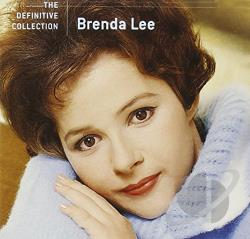 Lee, Brenda - Definitive Collection CD Cover Art
