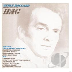 Haggard, Merle - Hag/Someday We'll Look Back CD Cover Art