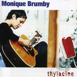 Brumby, Monique - Thylacine CD Cover Art