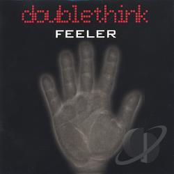 doublethink - Feeler CD Cover Art