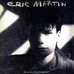 Martin, Eric - I'm Only Fooling Myself CD Cover Art