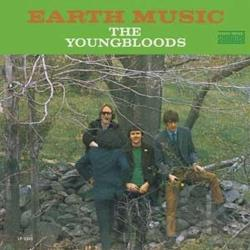 Youngbloods - Earth Music LP Cover Art