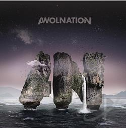AWOLNATION - Megalithic Symphony CD Cover Art