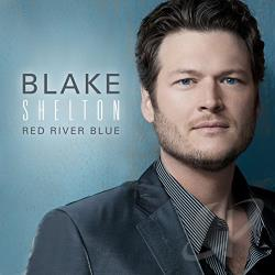 Shelton, Blake - Red River Blue CD Cover Art