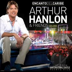 Hanlon, Arthur - Encanto del Caribe: Arthur Hanlon and Friends CD Cover Art