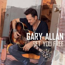 Allan, Gary - Set You Free CD Cover Art
