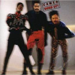 Cameo - Word Up! CD Cover Art