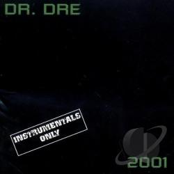 Dr. Dre - 2001 CD Cover Art
