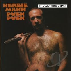 Mann, Herbie - Push Push CD Cover Art