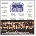 Sondheim: A Celebration At Carnegie Hall. CD Cover Art