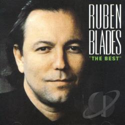 Blades, Ruben - Best CD Cover Art