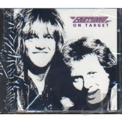 Fastway - On Target CD Cover Art