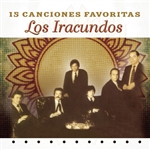 Los Iracundos - 15 Canciones Favoritas CD Cover Art
