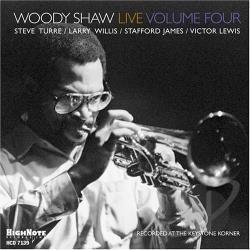 Shaw, Woody - Woody Shaw Live, Vol. 4 CD Cover Art