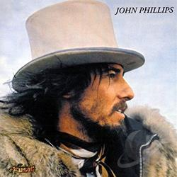 Phillips, John - John Phillips (John, The Wolf King of L.A.) CD Cover Art