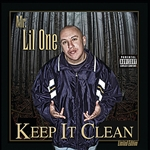 Mr. Lil' One - Keep It Clean CD Cover Art