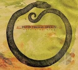 Owen, David Thomas IV - Solace My King CD Cover Art