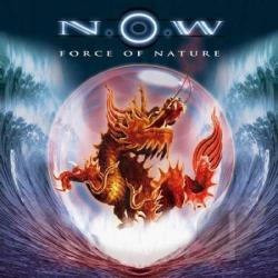 Now - Force of Nature CD Cover Art