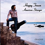Happy Traum - American Stranger CD Cover Art
