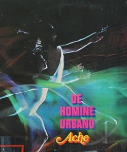Ache - De Homine Urbano CD Cover Art
