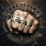 Queensryche - Frequency Unknown CD Cover Art