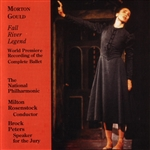Gould, Morton - Morton Gould: Fall River Legend CD Cover Art