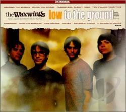 Waxwings - Low To The Ground CD Cover Art