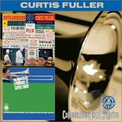 Fuller, Curtis - South American Cookin'/Magnificent Trombone of Curtis Fuller CD Cover Art