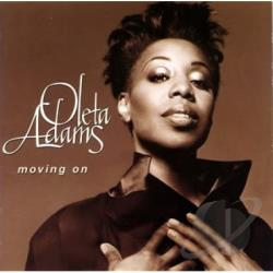 Adams, Oleta - Never New CD Cover Art