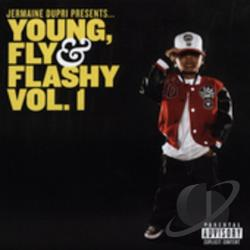 Dupri, Jermaine - Young, Fly & Flashy Vol. 1 CD Cover Art