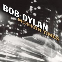 Dylan, Bob - Modern Times CD Cover Art