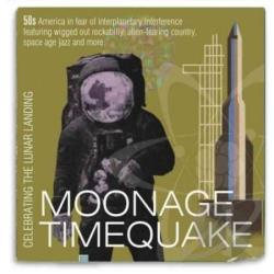 Moonage Timequake CD Cover Art