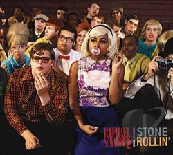 Saadiq, Raphael - Stone Rollin' CD Cover Art
