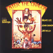 Enter The Dragon CD Cover Art