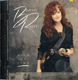 Raitt, Bonnie - Nick Of Time DVA Cover Art