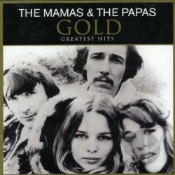 Mama's & The Papa's - Gold CD Cover Art