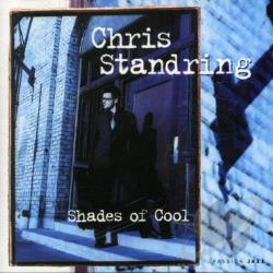 Standring, Chris - Shades Of Cool CD Cover Art