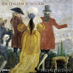 Trio Settecento - An Italian Soujourn CD Cover Art