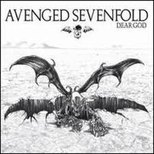 Avenged Sevenfold - Dear God CD Cover Art