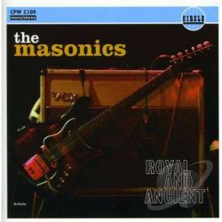Masonics - Royal & Ancient CD Cover Art