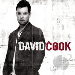 Cook, David - David Cook CD Cover Art