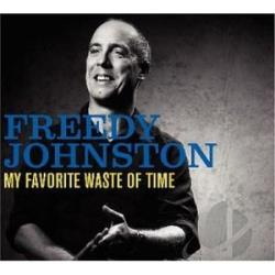 Johnston, Freedy - My Favorite Waste Of Time CD Cover Art