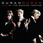 Duran Duran - Live At The Beacon Theatre (Nyc, 31ST August 1987) DB Cover Art
