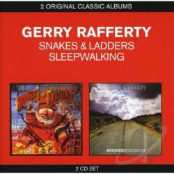 Rafferty, Gerry - Classic Albums: Snakes & Ladders CD Cover Art